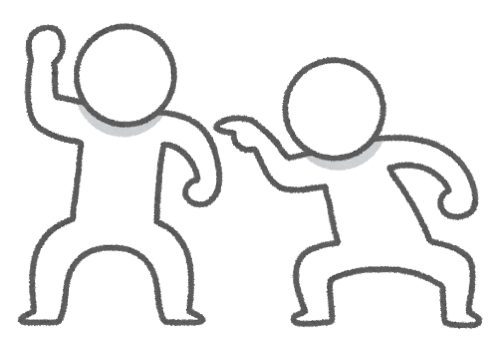 Figure fighting