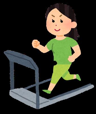 Gym running2