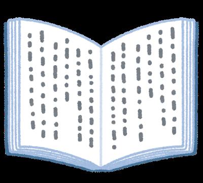 Book open tate