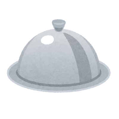 Cooking cloche domecover close