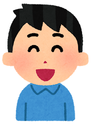 Face smile man4