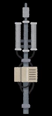 Kichikyoku keitai antenna
