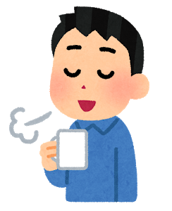 Coffee ippuku man1