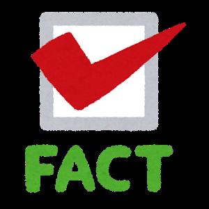 Factcheck mark