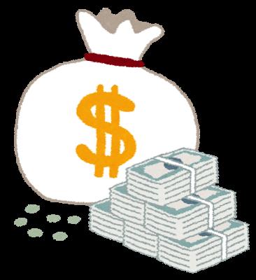 Money bag dollar