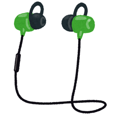 Music bluetooth earphone 1