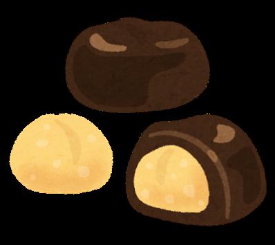 Chocolate macadamianut