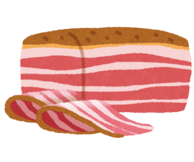 Kunsei bacon